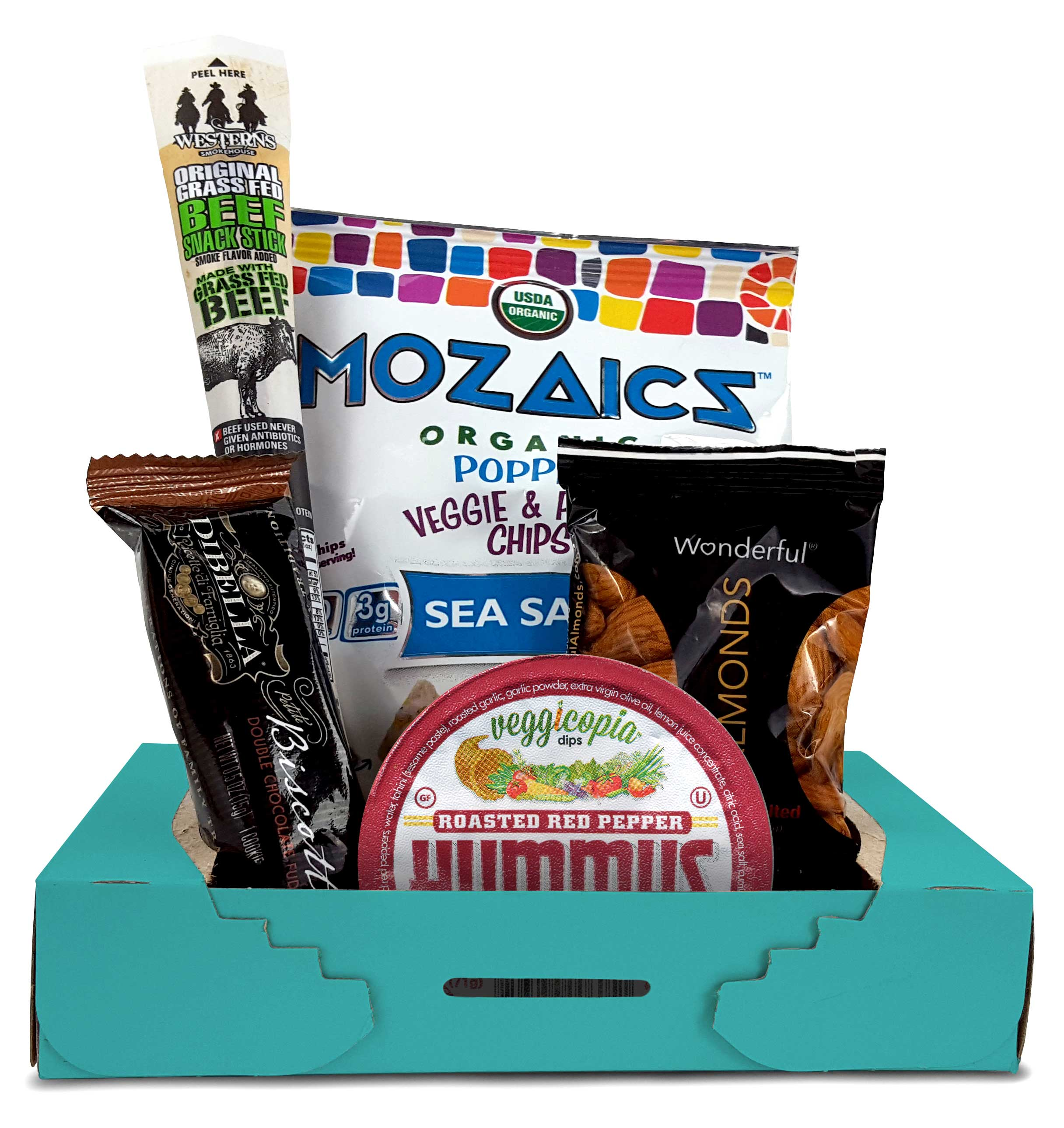 Custom Snack Box Example 1