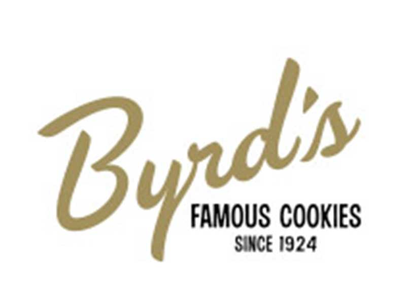 Byrd's Famous Cookies Logo